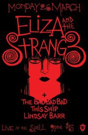 Eliza Strange and the Strange