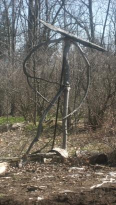 Sculpture by Brian Nichols
