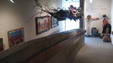 Jimson Bowler - Muskrat Love installation