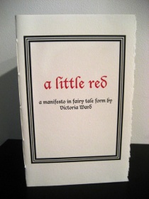 a little red a little red by Victoria Ward
