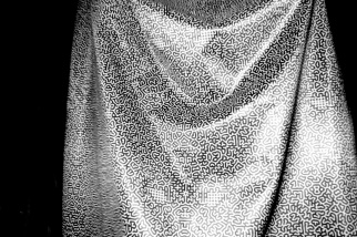 Textile print by WJ Davenport