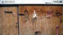 Graffiti Photo by Ann Jaeger
